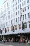 Magasin Melbourne de Myer Department images stock