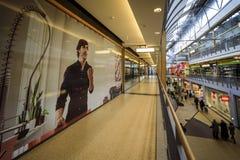 MagaStore, centre commercial, la Haye Photos libres de droits