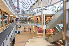MagaStore, Shopping Mall, The Hague Stock Photos
