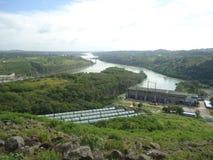 Magat Dam Royalty Free Stock Photography