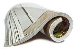 Magazine Royalty Free Stock Photos