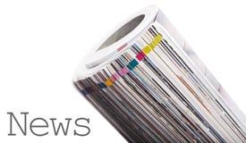 Magazine Royalty Free Stock Photography