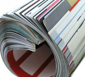 Magazine Royalty Free Stock Photo