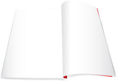 Magazine book notebook Royalty Free Stock Photo