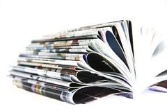 Magazine Royalty Free Stock Image