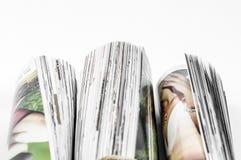 Magazine roll (Macro) Stock Photos