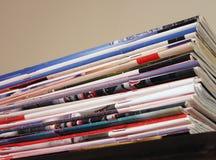 Magazines royalty free stock image