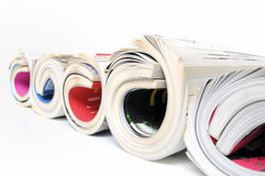Magazines Royalty Free Stock Image