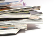 Magazines 2 Stock Images