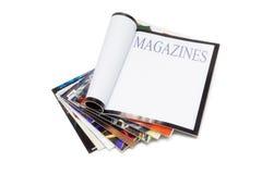 Magazines Royalty Free Stock Photo
