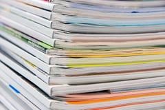 Magazines Royalty Free Stock Photography
