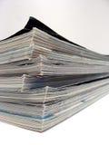 Magazines Royalty Free Stock Images
