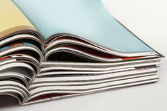 Magazines Photos libres de droits