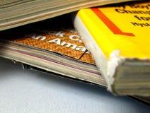 Magazines Stock Photos