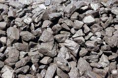 Magazyn dla sprzedaży detalicznej węgiel populacja Handel w surowcach naturalnych i kopalinach Grzejny sezon w domach Energia dla obraz stock
