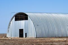 Magazynowy hangar Fotografia Stock