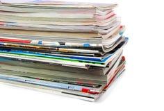 magazyny starzy Obrazy Stock