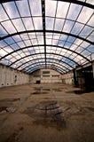 Magazzino abbandonato Fotografia Stock