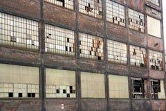 Magazzino abbandonato Immagine Stock Libera da Diritti