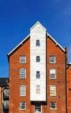 Magazzino convertito, Gloucester Fotografia Stock