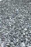 Magazzino del carbone e della pietra, pietre della cava Fotografie Stock Libere da Diritti