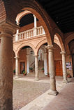 Magazzino di Fugger, palazzo di Fucares, Almagro, Spagna Fotografie Stock