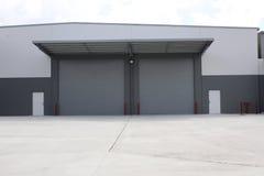 Magazzino industriale Fotografia Stock