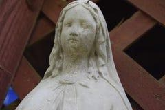 Magdala雕象的玛丽从良的妓女或玛丽 免版税库存照片