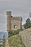 Magdala tower in Aude Royalty Free Stock Image