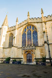 Magdalen college. One of the most prominent Colleges in Oxford University, UK Stock Image