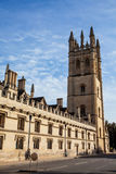 Magdalen College Royalty Free Stock Photos