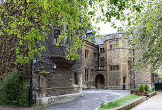 Magdalen college oxford uk Stock Images