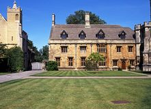 Magdalen College, Oxford, UK. Stock Photo