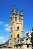 Magdalen College, Oxford. Stock Photos