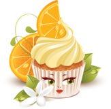 Magdalena anaranjada (carácter) Fotografía de archivo libre de regalías