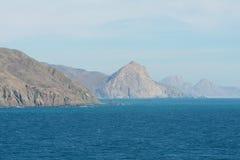 Magdalena Bay, Baja California Royalty Free Stock Photo