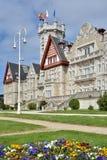 Magdalena Palace Stock Photography