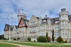 Magdalena Palace Royalty Free Stock Photography