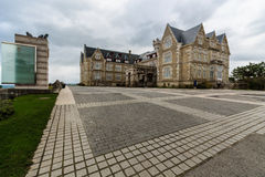 Magdalena Palace Royalty Free Stock Images