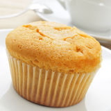 Magdalena, typical spanish plain muffin Stock Photography