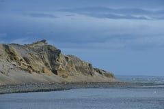 Magdalena wyspa w Magellan cieśninie Obrazy Stock
