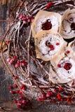 Magdalenas del queso foto de archivo libre de regalías