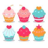 Magdalenas dulces Imagen de archivo
