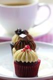 Magdalenas dulces Foto de archivo libre de regalías