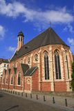 Magdalene Chapel in Brussels Stock Photography