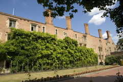 Magdalene College Cambridge University Stock Photos