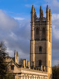Magdalen College, Oxford University Royalty Free Stock Photos