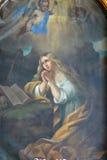 magdalene mary saint royaltyfria foton