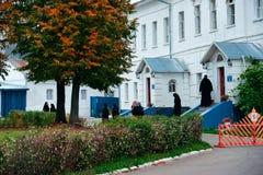 Magdalenki przy Bogolyubovo monasterem w Vladimir w Rosja, zdjęcia stock