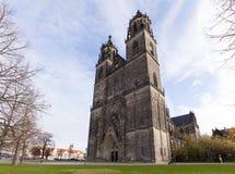Magdeburg Cathedral Royalty Free Stock Photo